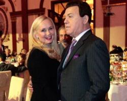 Иосиф Кобзон и его супруга Нелли