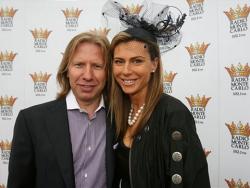 Виктор Дробыш и его жена Татьяна