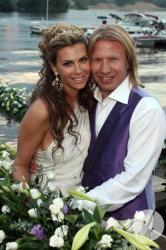 Виктор дробыш и его жена и дети фото