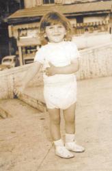 Авраам Руссо в детстве