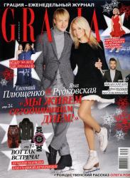 Яна Рудковская на обложках журналов