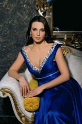 Оксана Марченко в журнале «Флер д'оранж»