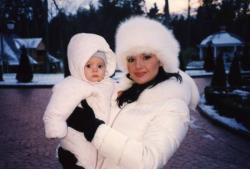 Дочь Оксаны Марченко и Виктора Медведчука