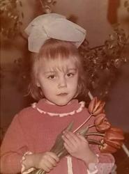 Алеша в детстве