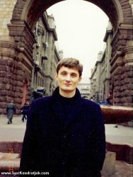 Игорь Кондратюк на работе