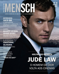 Джуд Лоу на обложках журналов