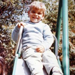 Джордж Клуни в детстве и молодости