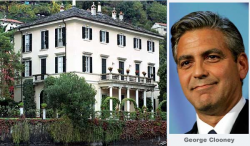 Дом Джорджа Клуни