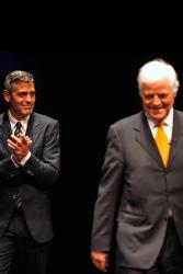 Родители Джорджа Клуни