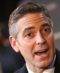Прически Джорджа Клуни