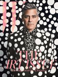 Джордж Клуни для журнала W, декабрь 2013 - январь 2014