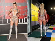 Наряды Майли Сайрус на церемонии MTV VMA 2015