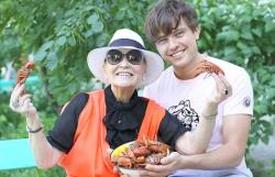 Светлана Светличная и Прохор Шаляпин