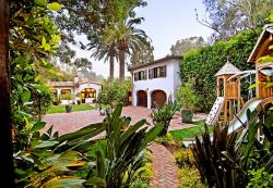 Дом Джейсона Стэтхэма в Лос-Анджелесе