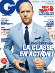 Джейсон Стэтхэм для GQ France, сентябрь 2014