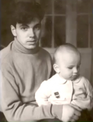 Дмитрий Хворостовский в детстве и юности