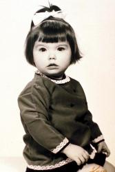 Бьорк в детстве