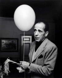 Хамфри Богарт на вечеринке в честь 6-летия Лайзы Минелли, 1952 год