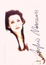 Автограф Софи Марсо