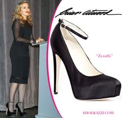 Звездная обувь Мадонны