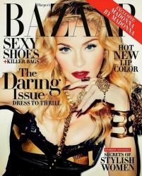 Мадонна для Harper's Bazaar US, ноябрь 2013