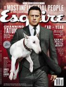 Ченнинг Тейтум для Esquire, декабрь 2014