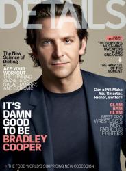 Брэдли Купер для DETAILS Magazine
