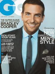Брэдли Купер для GQ US, январь 2014