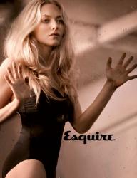 Аманда Сейфрид для Esquire