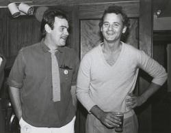 Дэн Эйкройд и Билл Мюррей, 1985 год