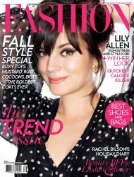 Лили Аллен на обложках журналов