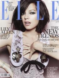 Лили Аллен в журнале ELLE