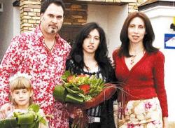 Три дочери Меладзе