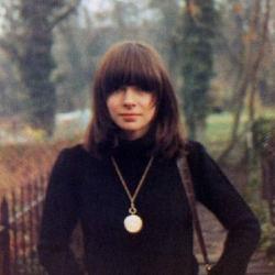 Анна Винтур в юные годы