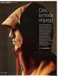 Сеск Фабрегас модель