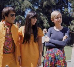 Сонни, Шер и Твигги, 1967 год