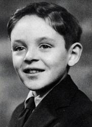 Энтони Хопкинс в детстве