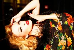 Кайли Миноуг для немецкого выпуска журнала GQ, декабрь 2013