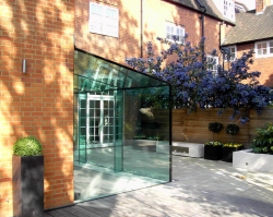 Дом Андрея Аршавина в Лондоне