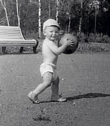 Андрей Аршавин в детстве