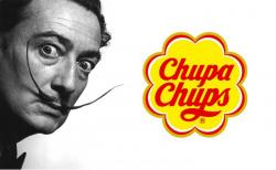 """Сальвадор Дали и """"Chupa Chups"""""""
