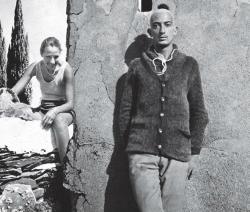 Сальвадор Дали в Кадакесе (1930 год)