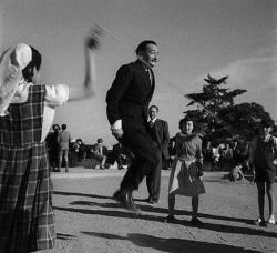 Сальвадор Дали, 1950-е