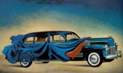 Несостоявшееся сотрудничество Дали и General Motors: Cadillac de Gala
