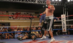 Крис Арреола на ринге