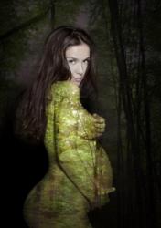 Беременная Наталия Орейро обнажилась для Гринпис