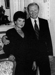 Семья Леонида Кучмы