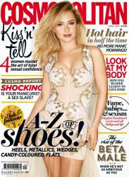 Хайден Панеттьер для Сosmopolitan UK, апрель 2014