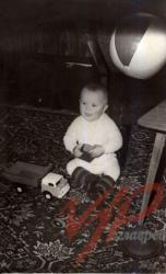 Нестор Шуфрич в детстве