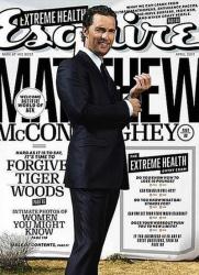 Мэтью Макконахи В Esquire